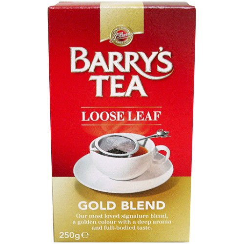 Barry's Gold Blend Loose Tea 8.8 Oz.