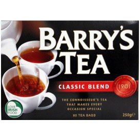 Barry's Classic Blend Tea Bags 80 Ct.