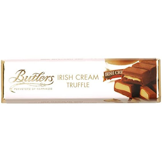 Butlers Milk Chocolate Irish Cream Truffle Bar