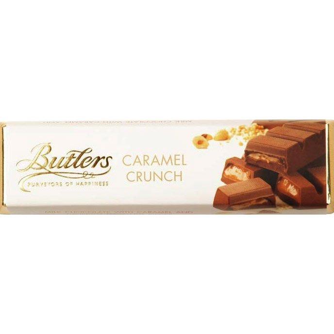 Butlers Milk Chocolate With Caramel & Crunchy Hazelnut Pieces Bar