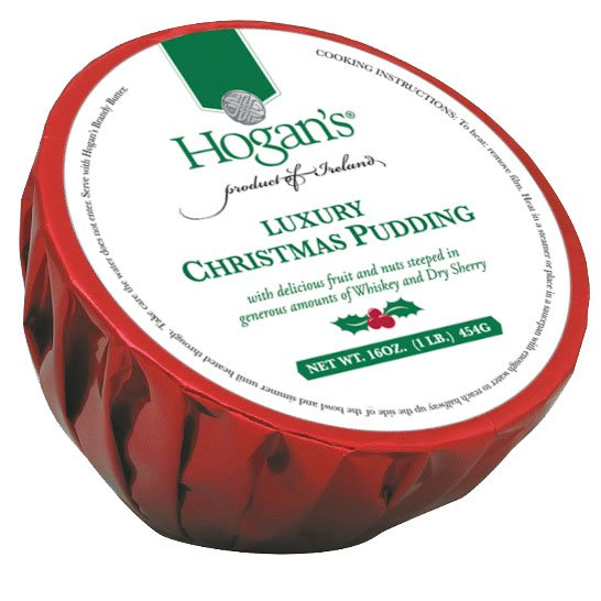 Hogan's Luxury Christmas Pudding
