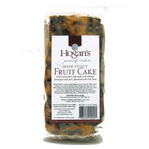 Hogan's Fruitcake With Irish Stout