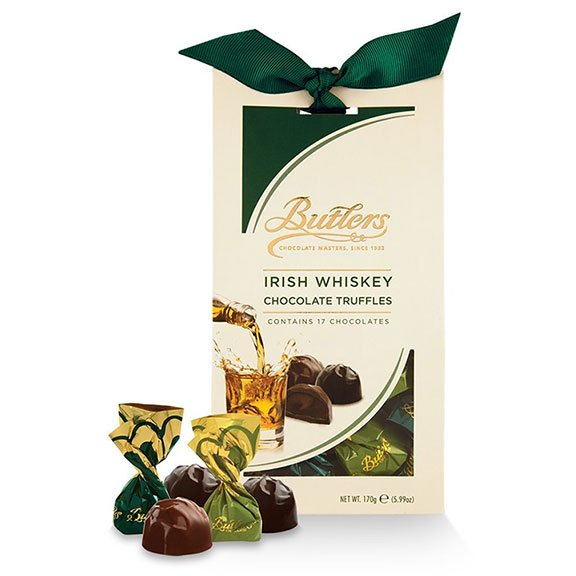 Butlers Irish Whiskey Twistwrap Truffles