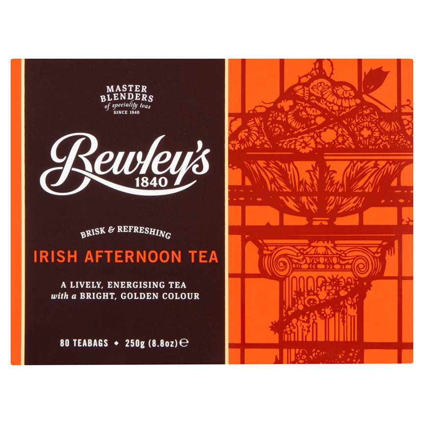 Bewley's Irish Afternoon Tea - box of 80