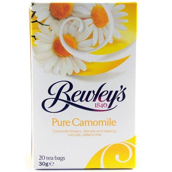 Bewley's Camomile tea - box of 20 teabags