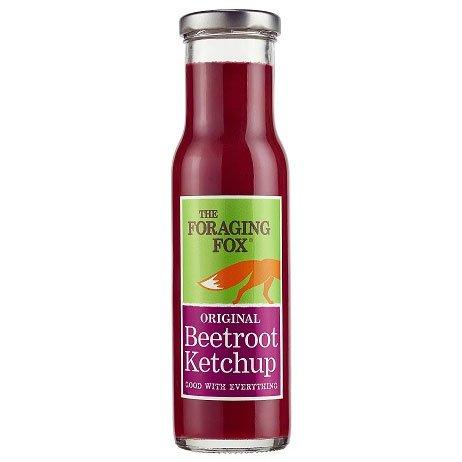 Foraging Fox Original Beetroot Ketchup