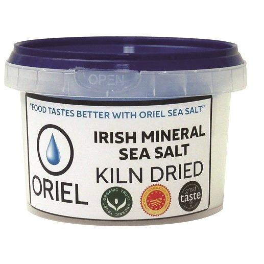 Oriel Irish Mineral Kiln Dried Sea Salt