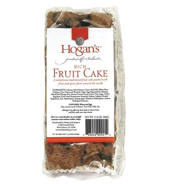 Hogan's Rich No Alcohol Fruitcake