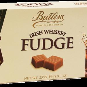Butlers Irish Whiskey Fudge Gift Box