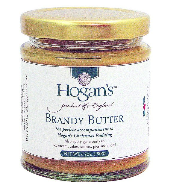 Hogan's Brandy Butter