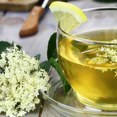 Bewley's Lemon & Elderflower Tea