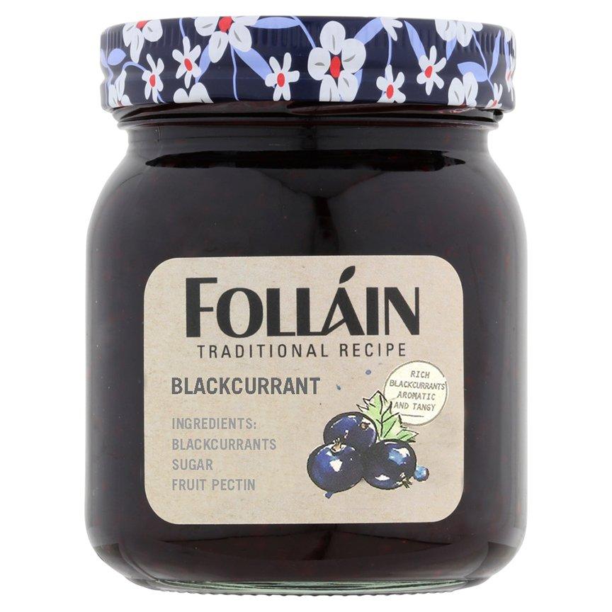 Folláin Blackcurrant Jam