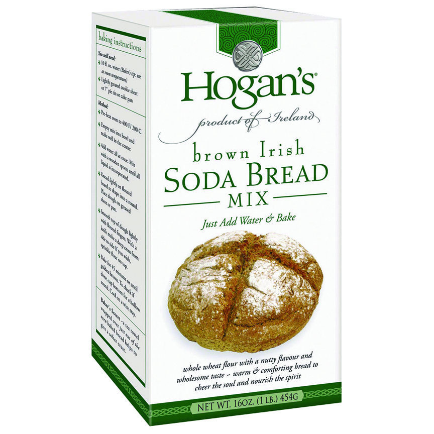 Hogan's Brown Irish Soda Bread Mix