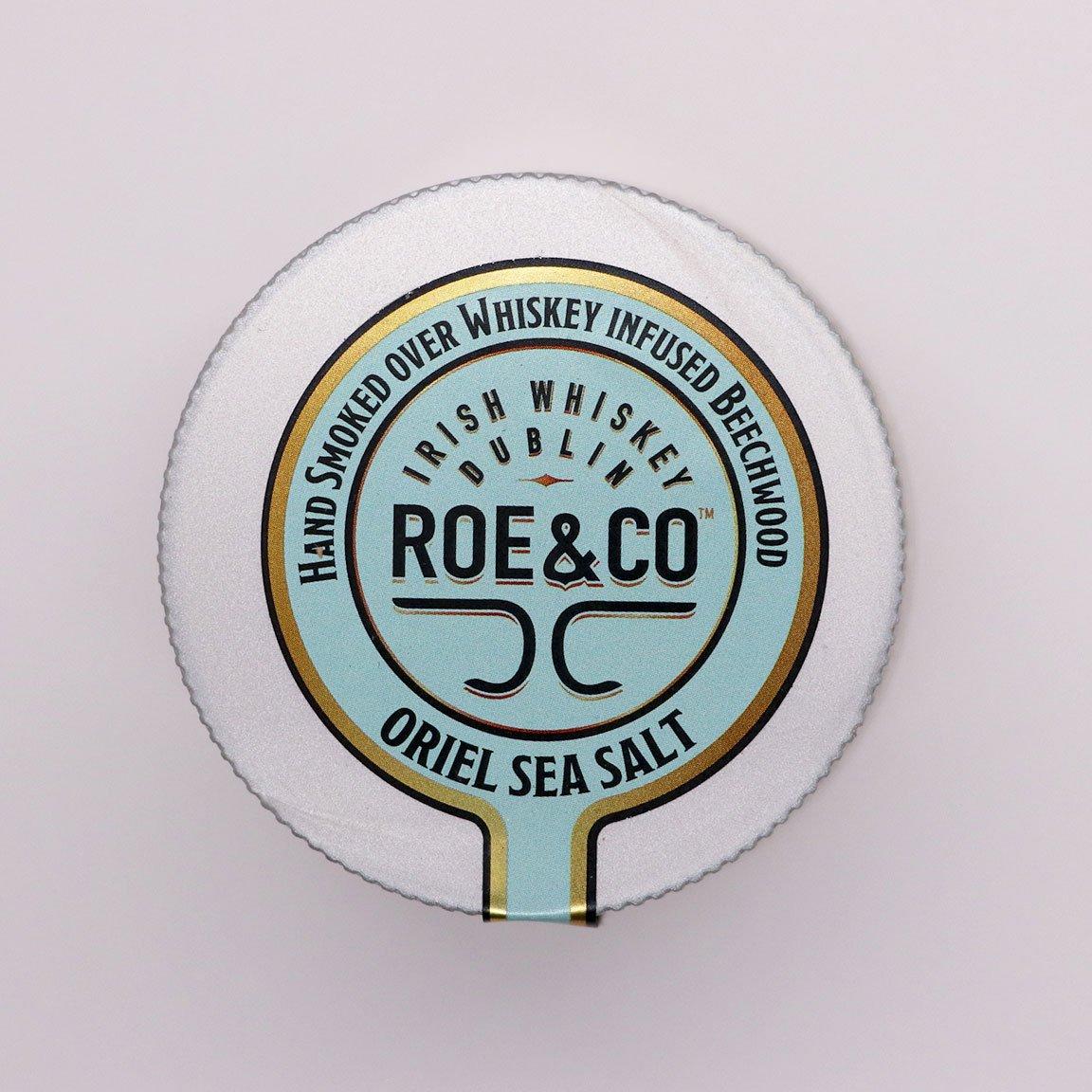 Oriel Sea Salt - Roe & Co Hand Smoked Whiskey
