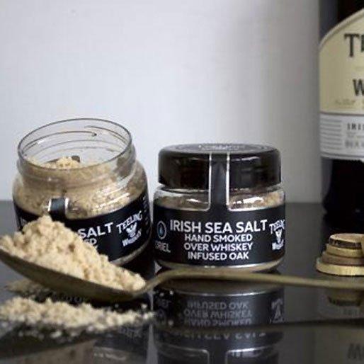 Oriel Irish Sea Salt Teeling® Whiskey Smoked