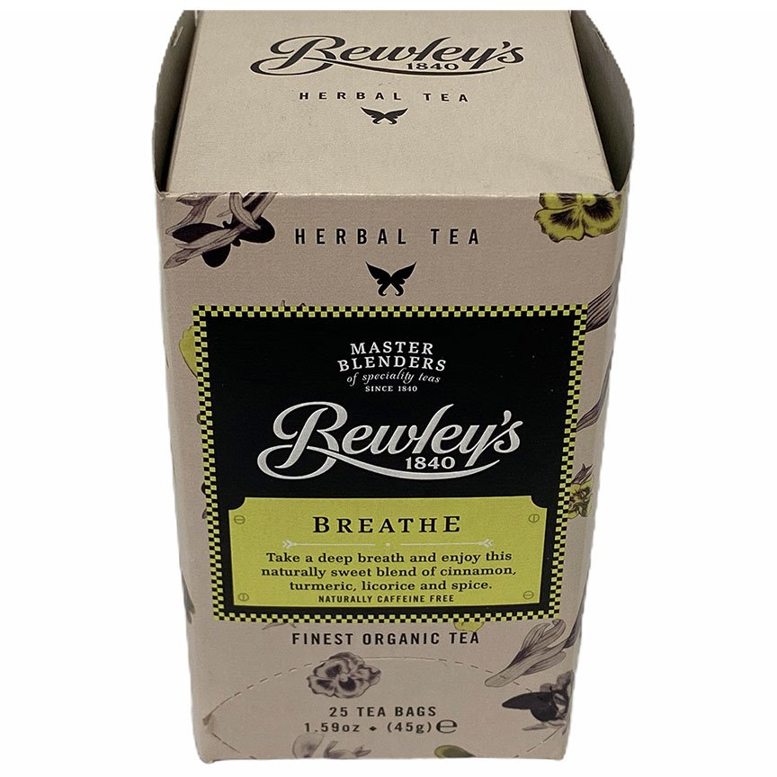 Bewley's Breathe Tea – 25 Ct