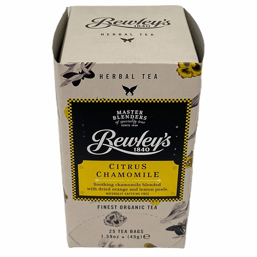 Bewley's Citrus Chamomile Tea