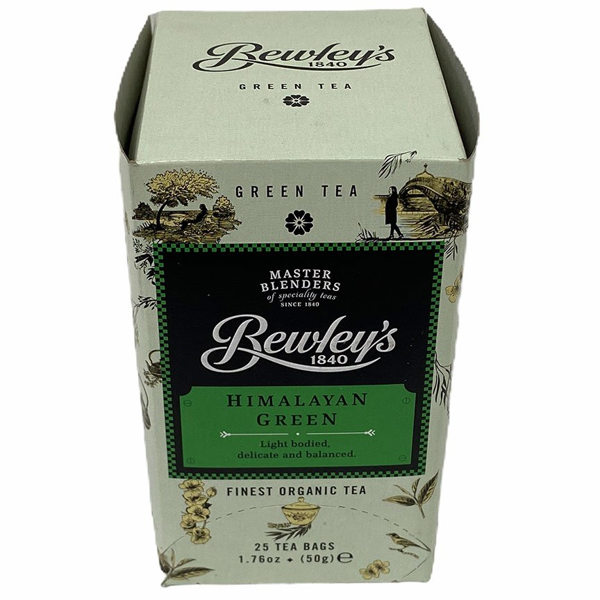 Bewley's Himalayan Green Tea – 25 Ct