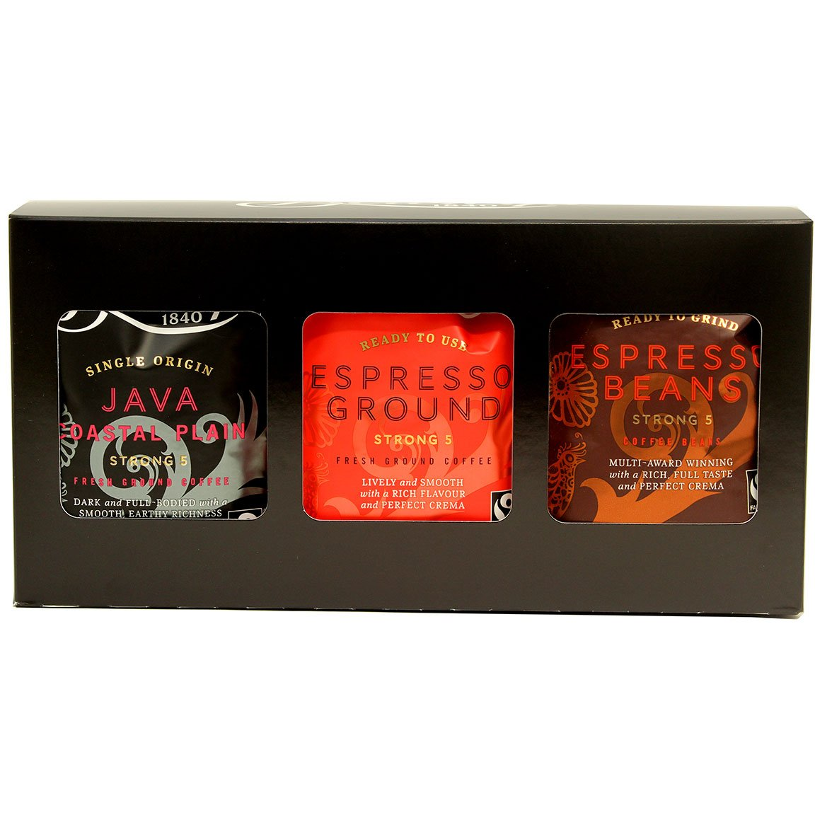 Bewley's Coffee Gift Box – Mix & Match Bagged Coffee