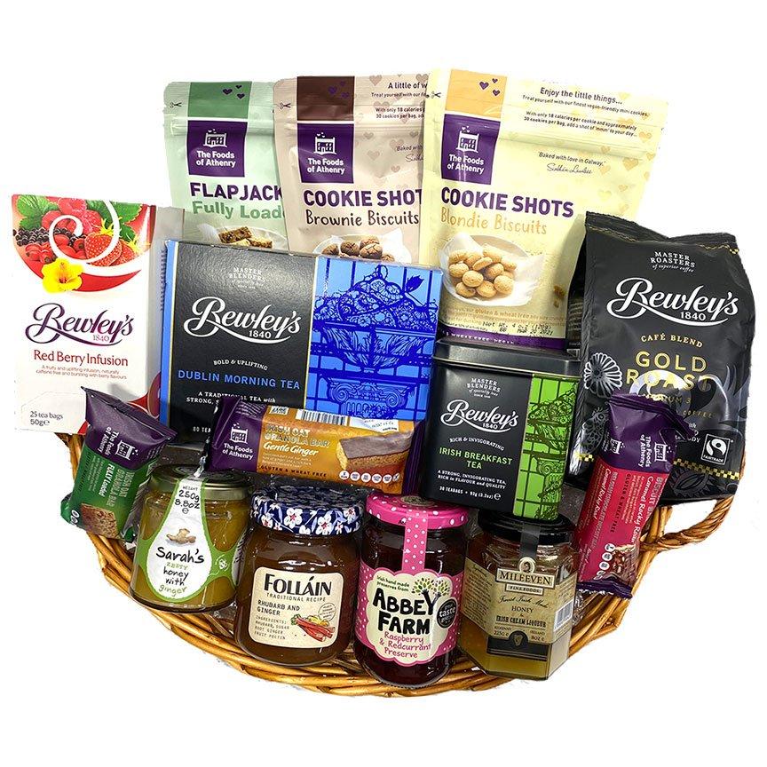 Gluten Free Gift Basket from Bewley Irish Imports