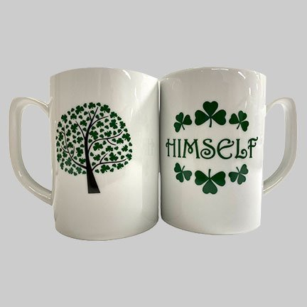 Irish Himself Mug