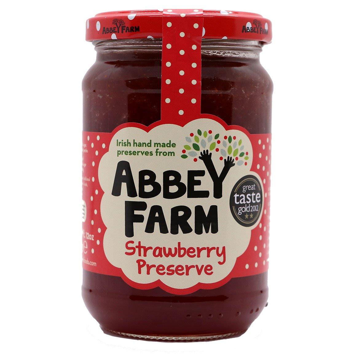 Abbey Farm Strawberry Preserve