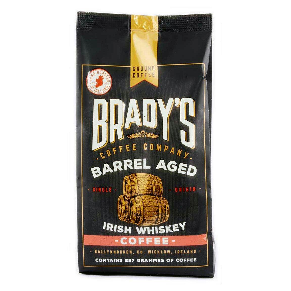 Brady's Barrel Aged Irish Whiskey Coffee