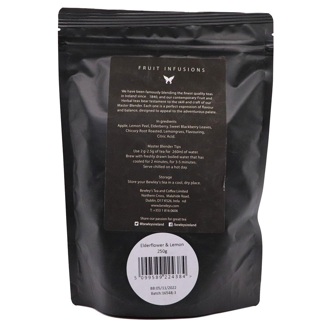 Bewley's Lemon & Elderflower Loose Leaf Tea