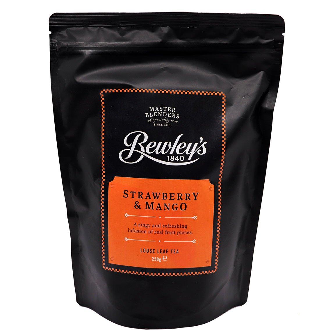 Bewley's Strawberry & Mango Loose Leaf Tea