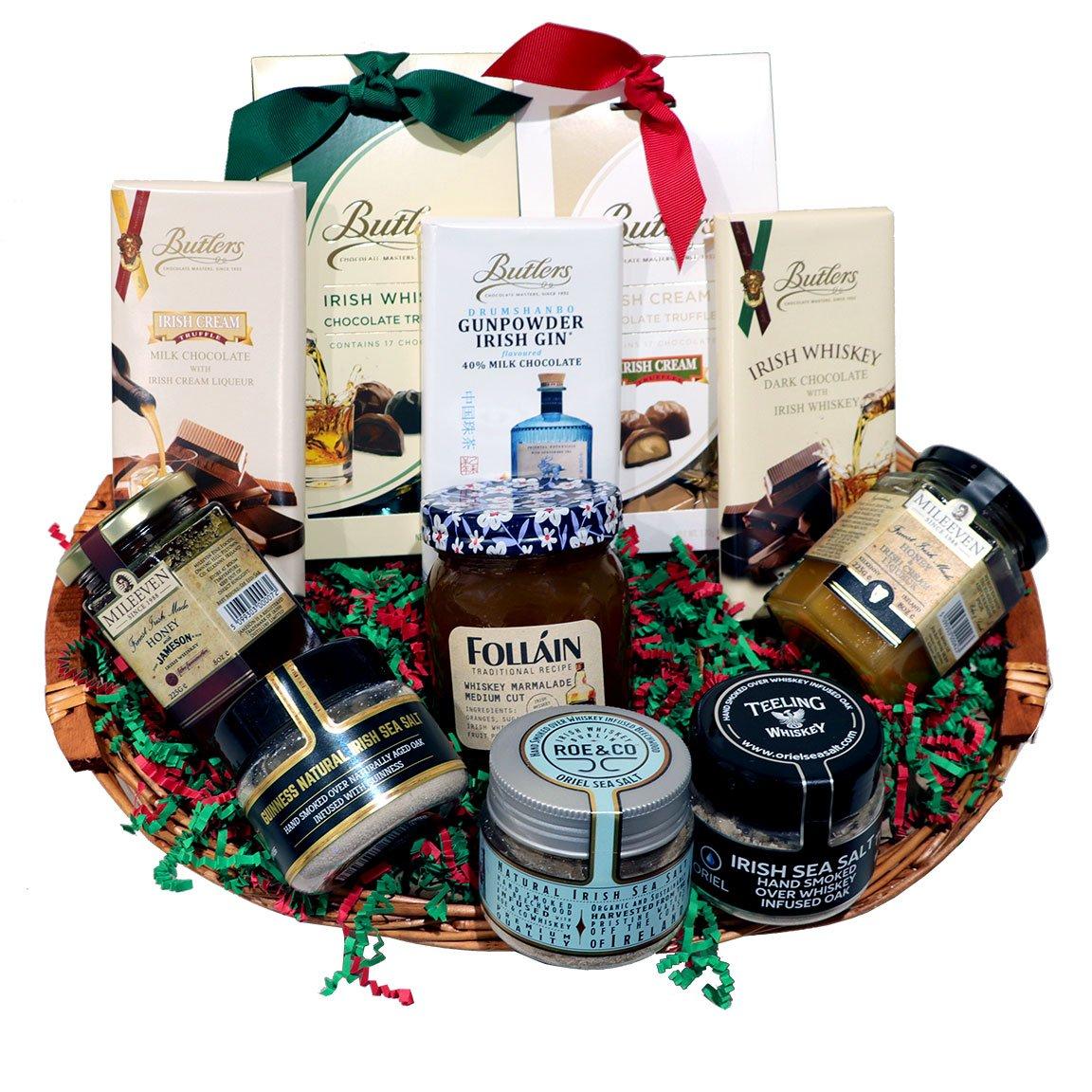 Spirited Gift Basket